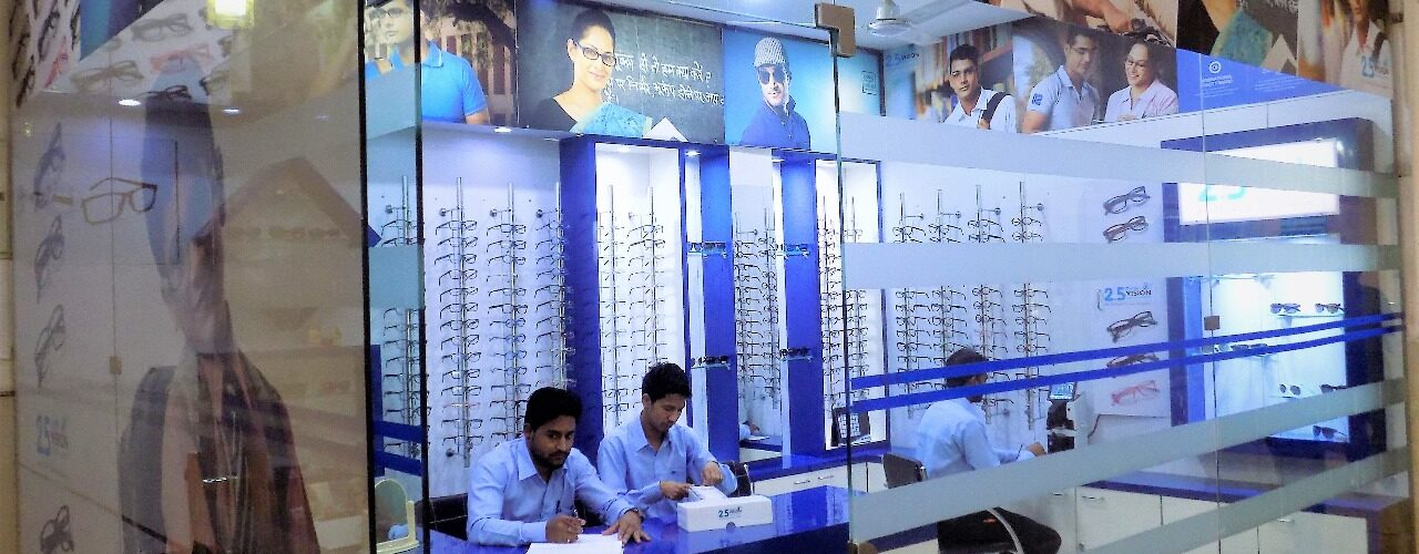 Optical shop-essilor